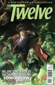 The Twelve #12 (2012)
