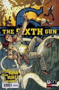 The Sixth Gun #21 (2012)