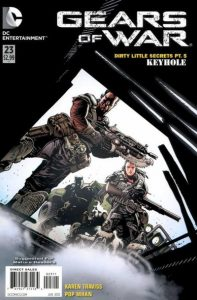 Gears of War #23 (2012)