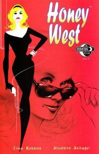Honey West #6 (2012)