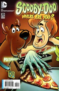 Scooby-Doo, Where Are You? #20 (2012)