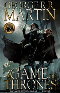 George R. R. Martin's A Game of Thrones #7 (2012)