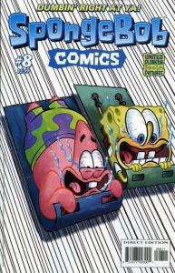 SpongeBob Comics #8 (2012)