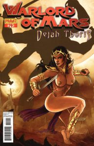 Warlord of Mars: Dejah Thoris #14 (2012)