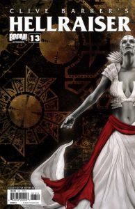 Clive Barker's Hellraiser #13 (2012)