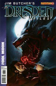 Jim Butcher's The Dresden Files: Fool Moon #6 (2012)