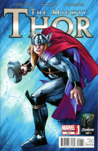 The Mighty Thor #12.1 (2012)