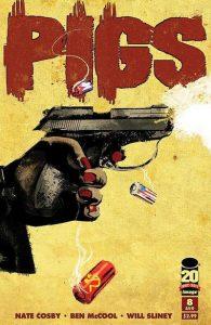 Pigs #8 (2012)