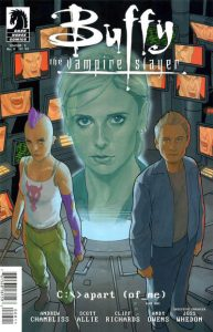 Buffy the Vampire Slayer Season 9 #8 (2012)