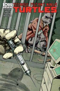 Teenage Mutant Ninja Turtles #9 (2012)