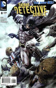 Detective Comics #8 (2012)