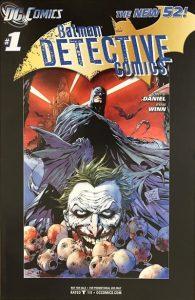 Detective Comics #1 (2012)