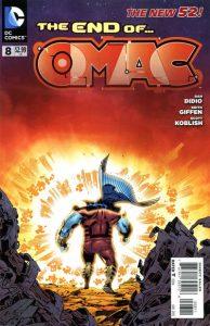 OMAC #8 (2012)