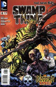 Swamp Thing #8 (2012)