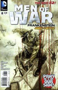 Men of War #8 (2012)