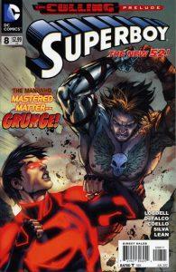Superboy #8 (2012)