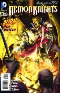 Demon Knights #8 (2012)