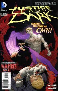 Justice League Dark #8 (2012)