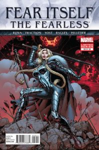 Fear Itself: The Fearless #12 (2012)