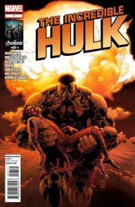 The Incredible Hulk #7 (2012)