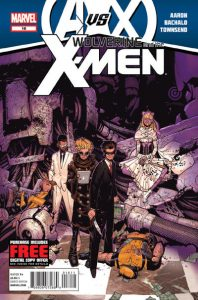 Wolverine and the X-Men #16 (2012)