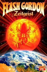 Flash Gordon: Zeitgeist #6 (2012)
