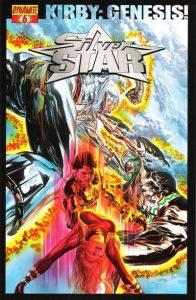 Kirby: Genesis - Silver Star #6 (2012)