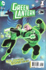 Green Lantern: The Animated Series #1 (2012)