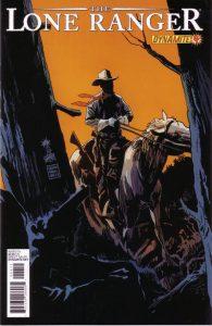 The Lone Ranger #4 (2012)