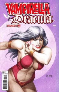 Vampirella vs. Dracula #4 (2012)