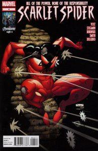 Scarlet Spider #4 (2012)