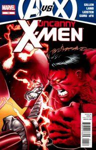 Uncanny X-Men #11 (2012)