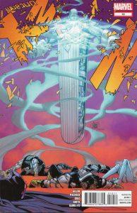 Uncanny X-Men #10 (2012)