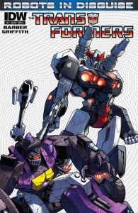 The Transformers: Robots in Disguise #4 (2012)