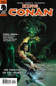 King Conan: The Phoenix on the Sword #4 [8] (2012)