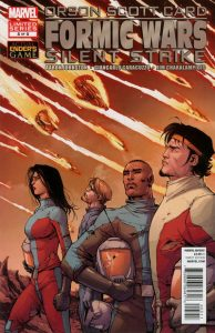 Formic Wars: Silent Strike #5 (2012)