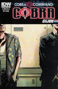 Cobra #12 (2012)