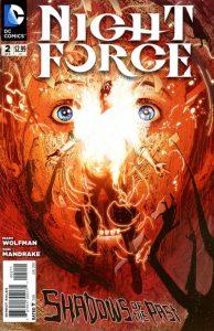Night Force #2 (2012)