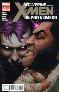 Wolverine and the X-Men: Alpha and Omega #4 (2012)