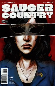 Saucer Country #2 (2012)