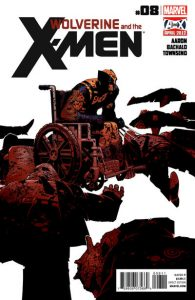 Wolverine and the X-Men #8 (2012)