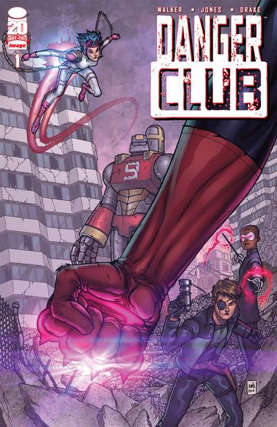 Danger Club #1 (2012)