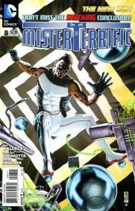 Mister Terrific #8 (2012)
