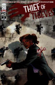 Thief of Thieves #3 (2012)