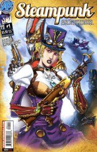 Steampunk Sketchbook #1 (2012)