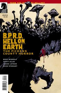 B.P.R.D. Hell on Earth: The Pickens County Horror #2 [91] (2012)