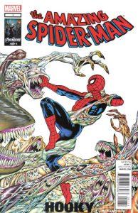 Amazing Spider-Man: Hooky #1 (2012)