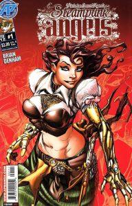 Victorian Secret Agents: Steampunk Angels #1 (2012)