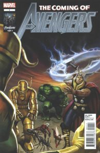 Avengers 1: The Coming of the Avengers! #[nn] (2012)