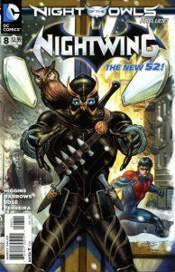 Nightwing #8 (2012)